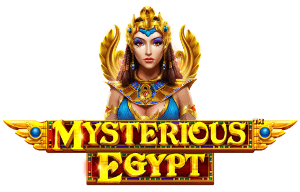 Mysterious Egypt Online Slots Tournament Pragmatic Play Logo