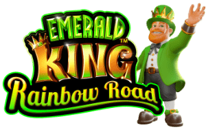 Emerald King Rainbow Road Free Slots Games Pragmatic Play Logo