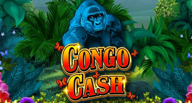 Congo Cash Video Slot Article Banner