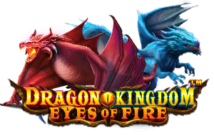 Dragon Kingdom EoF Online Slots Tournament Pragmatic Play Logo