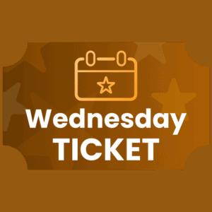 Wednesday Ticket