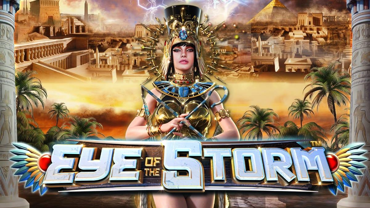 Rilis Slot Baru - Eye of the Storm