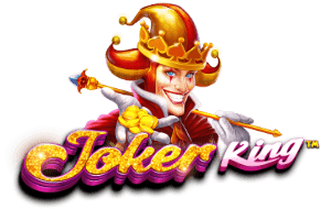 Joker King Online Slots Tournament Pragmatic Play Logo