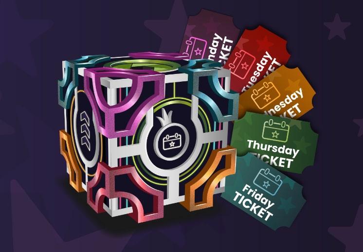 Wir stellen neue Turniere vor – noch mehr kostenlose Bargeld-Preise!