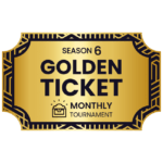 Social Tournaments Slots Season 6 Golden Ticket