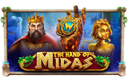 The Hand of Midas Online Spil