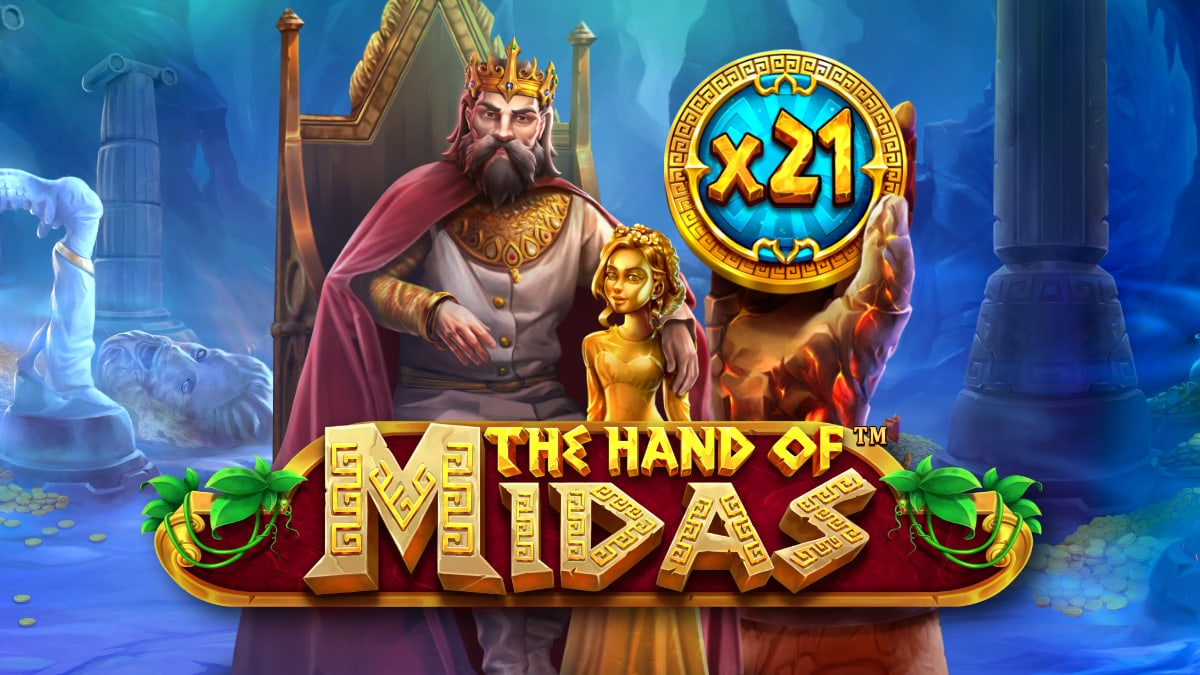 The Hand of Midas – Pelancaran Slot Video!
