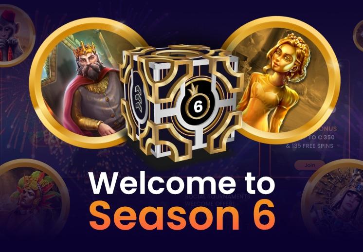 Social Tournaments – Velkommen til SÆSON 6!