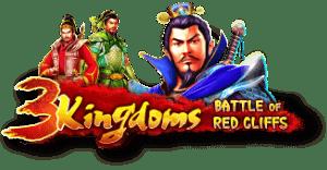 3 Kingdoms Battle of Red Cliffs Free Slots Pragmatic Play Logo