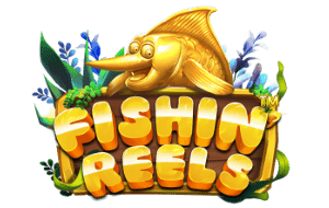 Fishin' Reels Online Slots Tournament Pragmatic Play Logo