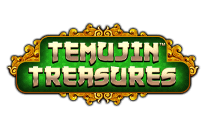Temujin Treasures Online Slots Tournament Pragmatic Play Logo