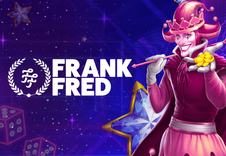 New partner - Frank & Fred Casino!