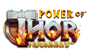 Power of Thor Online Slots Tournament Pragmatic Play Logo