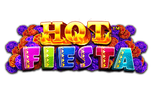 Hot Fiesta Online Slots Tournament Pragmatic Play Logo