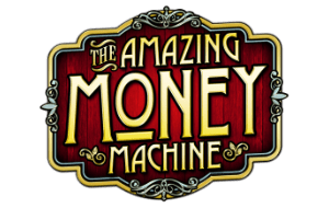 Amazing Money Machine Slot Tournament Pragmatic Play Logo
