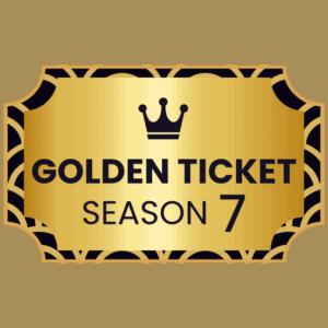 S7 Golden Ticket