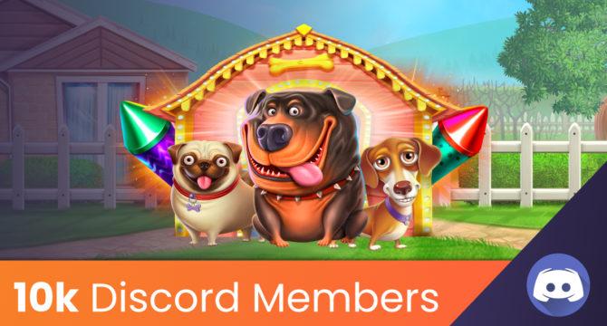 The Dog Hosue Free Slot Tournament - Social Tournaments