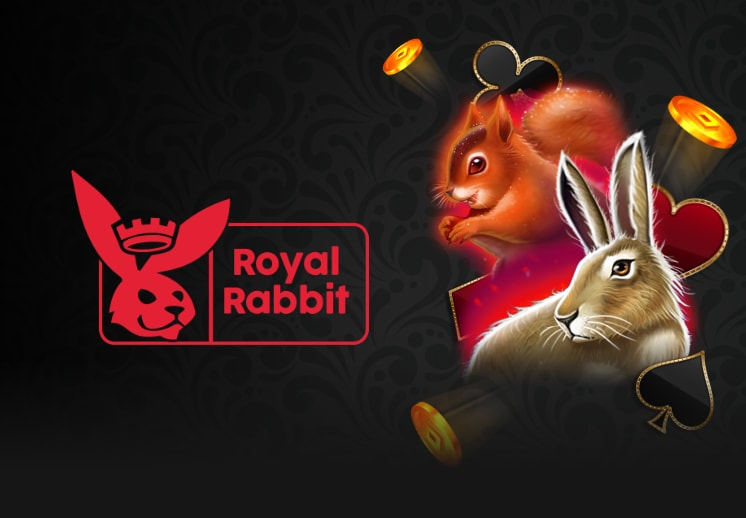 Royal Rabbit Casino – now available at Social Tournaments